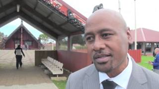 Jonah Lomu: Under 20 Rugby Is Rugby At Its Best