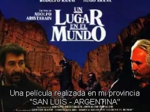 Pel cula un lugar en el mundo san luis argentina for El mural pelicula argentina