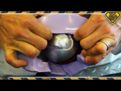 Thumbnail: The Reveal: Homemade Silicone PokeBall Molds