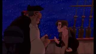 Treasure Planet-Jim Hawkins-Break Down The Walls