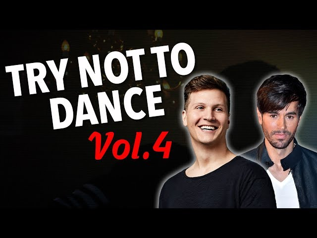 DON'T DANCE CHALLENGE  Vol. 4 (SCHWER!!)