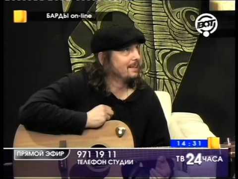 Михаил Башаков в гостях у Елены Гудковой