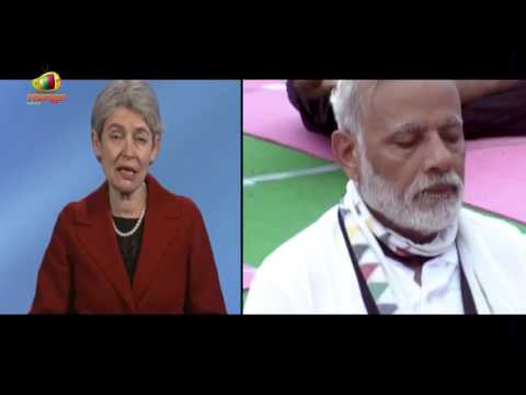 UNESCO Director General Irina Bokova On International Yoga Day 2016 | Praises PM Modi | Mango News