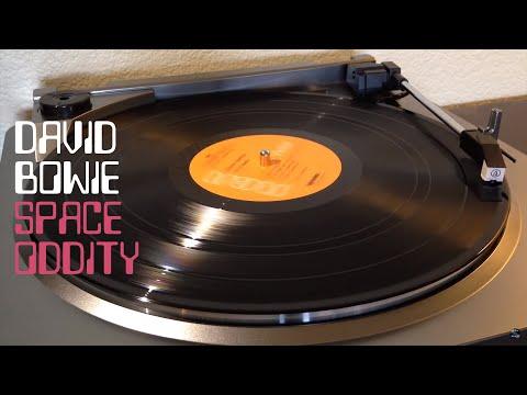 David Bowie - Space Oddity - Black Vinyl LP