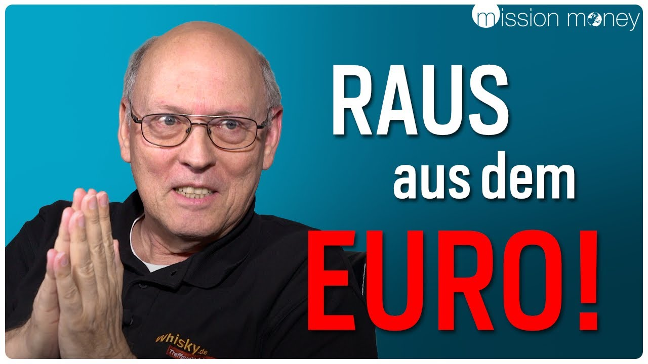 Horst Luning Warum Europa Hart Crasht Und Wie Du Dein Geld Rettest Mission Money Youtube