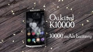 Oukitel K10000 - 3 месяца эксплуатации