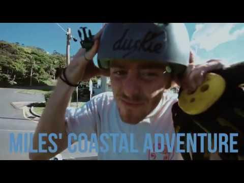 miles' coastal adventure