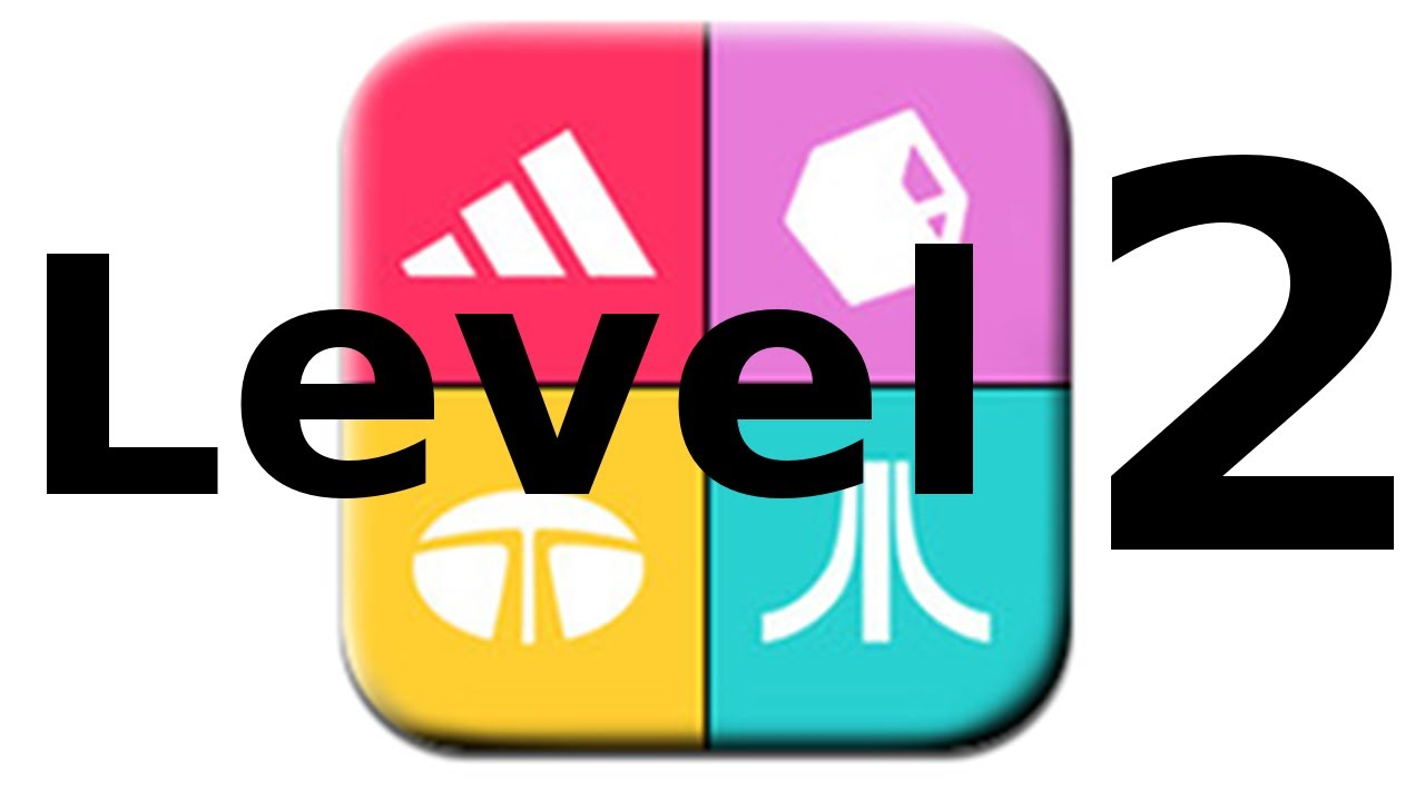 logos quiz game level 2 walkthrough all answers youtube