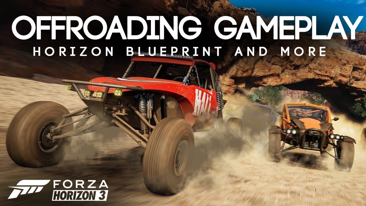 Forza horizon 3 offroading gameplay horizon blueprint and more youtube premium malvernweather Choice Image