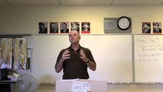 Durr Lecture, Cuban missile crisis review 1