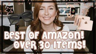 HUGE AMAZON HAUL- DESIGNER INSPIRED ITEMS! 30+ MUST HAVES | Moriah Robinson