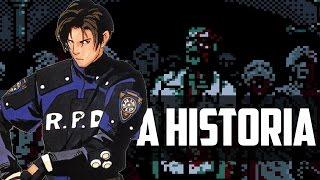 A História de Resident Evil Gaiden - Enredo com Spoilers