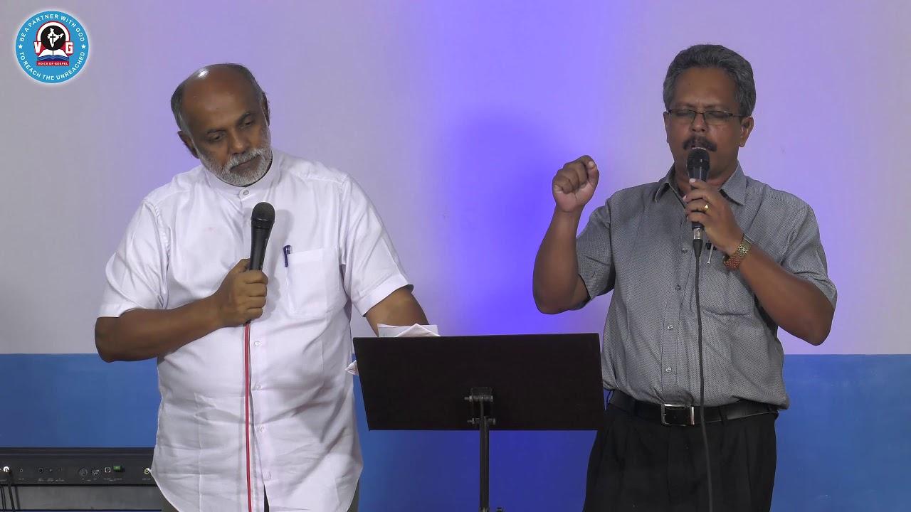 Download 2019 06 07 Pattikkad Worship Message By Pr Daniel Ayroor