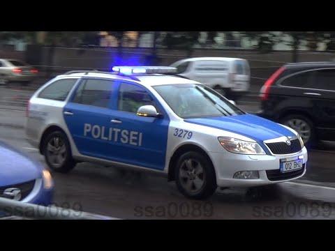 Politsei 3279 Skoda Octavia Tallinn [EE | 8.2014]
