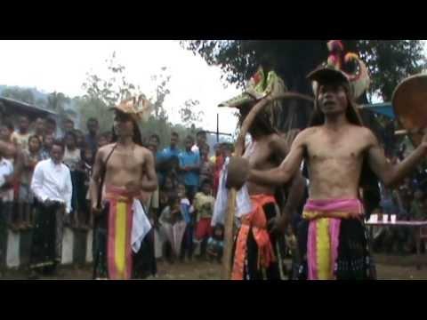 The Caci Dance
