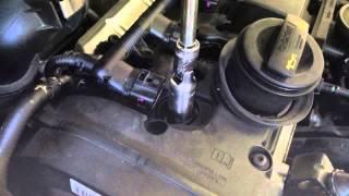 VW Golf Mk5 Zündkerzen wechseln - ''Wie''