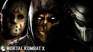 Disturbed - Another way to die - Mortal Kombat X