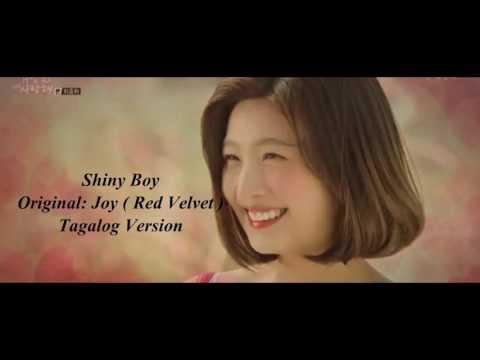 【 Ayeyna 】 Shiny Boy - Joy  『TAGALOG VERSION』