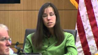 Jodi Arias: What she was thinking during phone sex