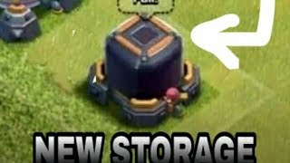 NEW STORAGES ARE OP !!! | CLASH OF CLANS