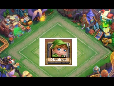 How To Get NEW Fun Fair Background + Cupid Skin Castle Clash