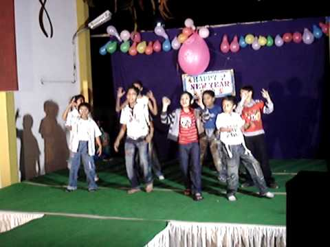 All is Well dance  3 Idiots