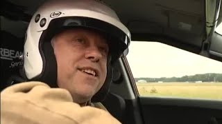 Bob Geldof Booms Round the Track - Top Gear - Series 17