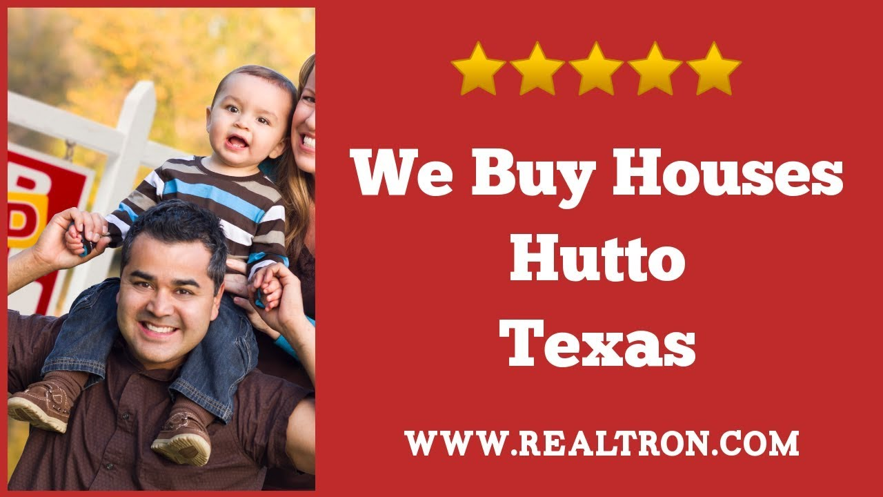 We Buy Houses Hutto TX - (512) 258-0909