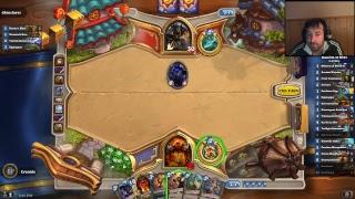 Hearthstone - Tavern Brawl Stories #34 - Void Singularity - Warrior