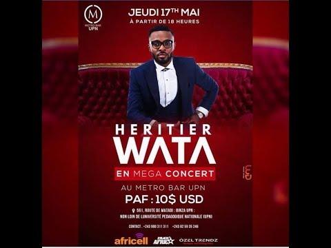 Concert Héritier Watanabe du 17 Mai 2018 au Métro bar