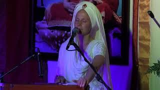 "Snatam Kaur: ""Long Time Sun"" Performance"
