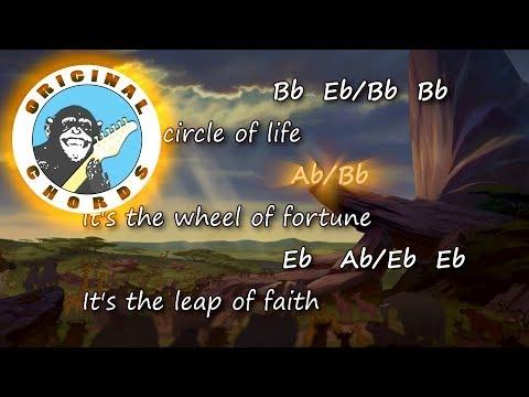 Circle of life chords