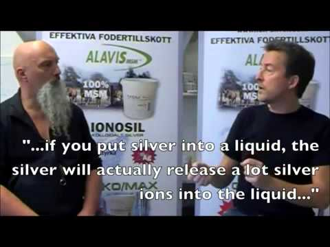 Colloidal Silver - history and new research facts