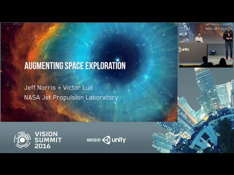 Augmenting Space Exploration with VR/AR