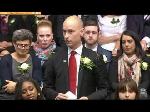 Stephen Kinnock: Jo Cox we love you
