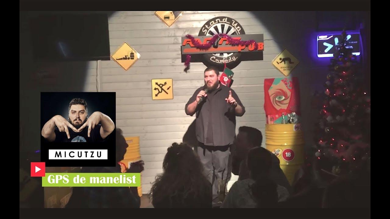GPS la manelisti | Micutzu Stand-Up Comedy | Racing Pub Bucuresti