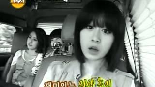 T ara Jiyeon   Play with camera  CUTE !!!
