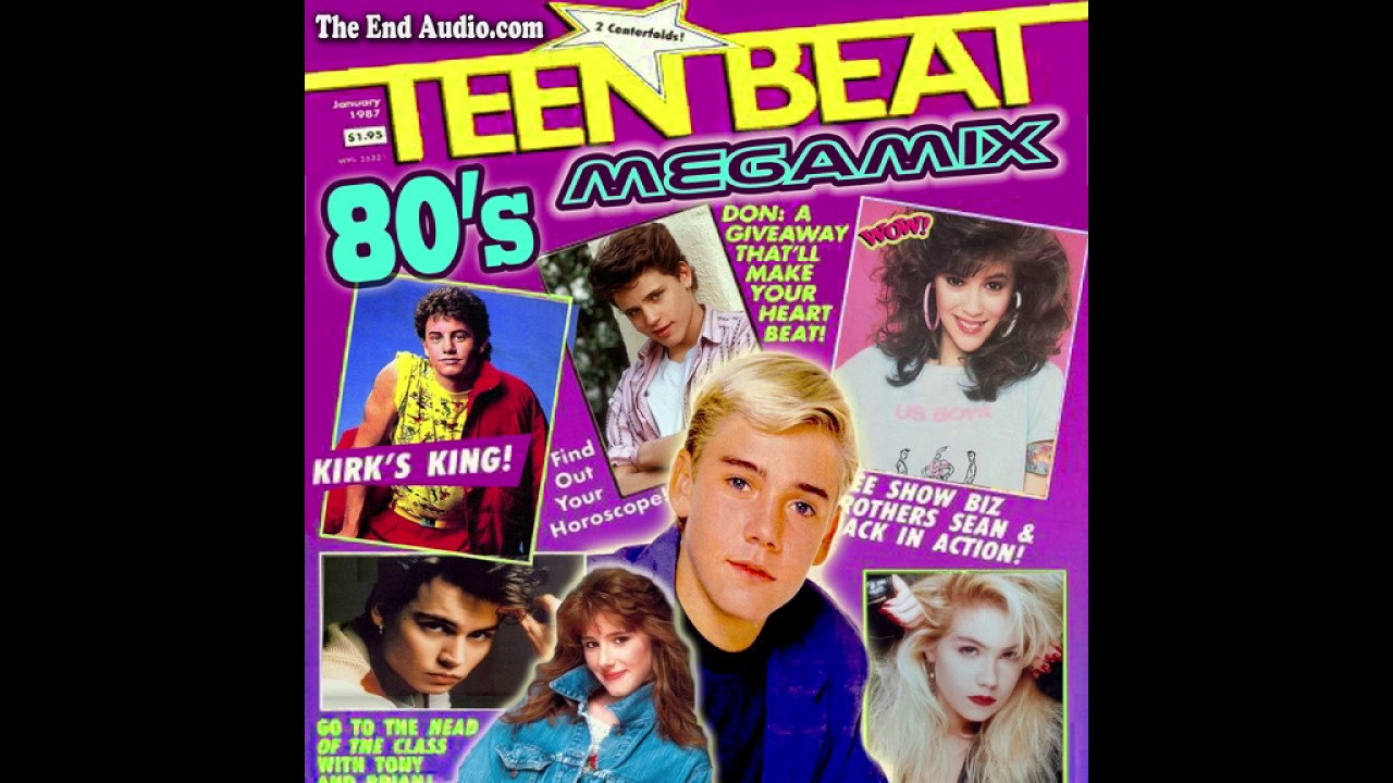 teen beat 1980s megamix youtube. Black Bedroom Furniture Sets. Home Design Ideas