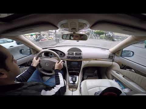 Mercedes Benz W211 E320 ESP OFF Let's Have Fun