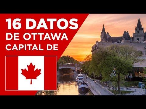 16 Curiosidades sobre Ottawa - Conoce Canadá