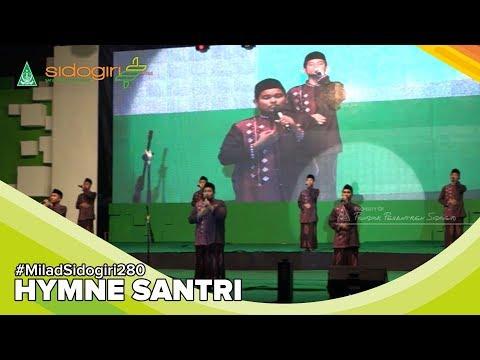 Hymne Santri | Milad Sidogiri 280 | Pondok Pesantren Sidogiri