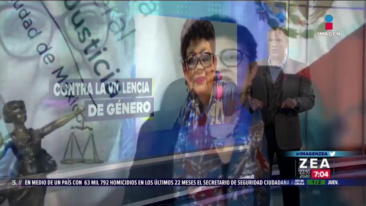 Disminuyen 55% los delitos de alto impacto en la CDMX | Noticias con Francisco Zea