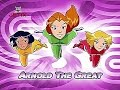 Totally Spies! Season 4 - Episode 10 (Arnold The Great)