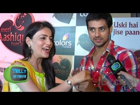 Candid Chat With Shakti Arora and Radhika Madan - Cast of Meri Aashiqui Tumse Hi - COLORS TV SHOW