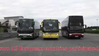 Coach Euro Test 2013 - The Trailer