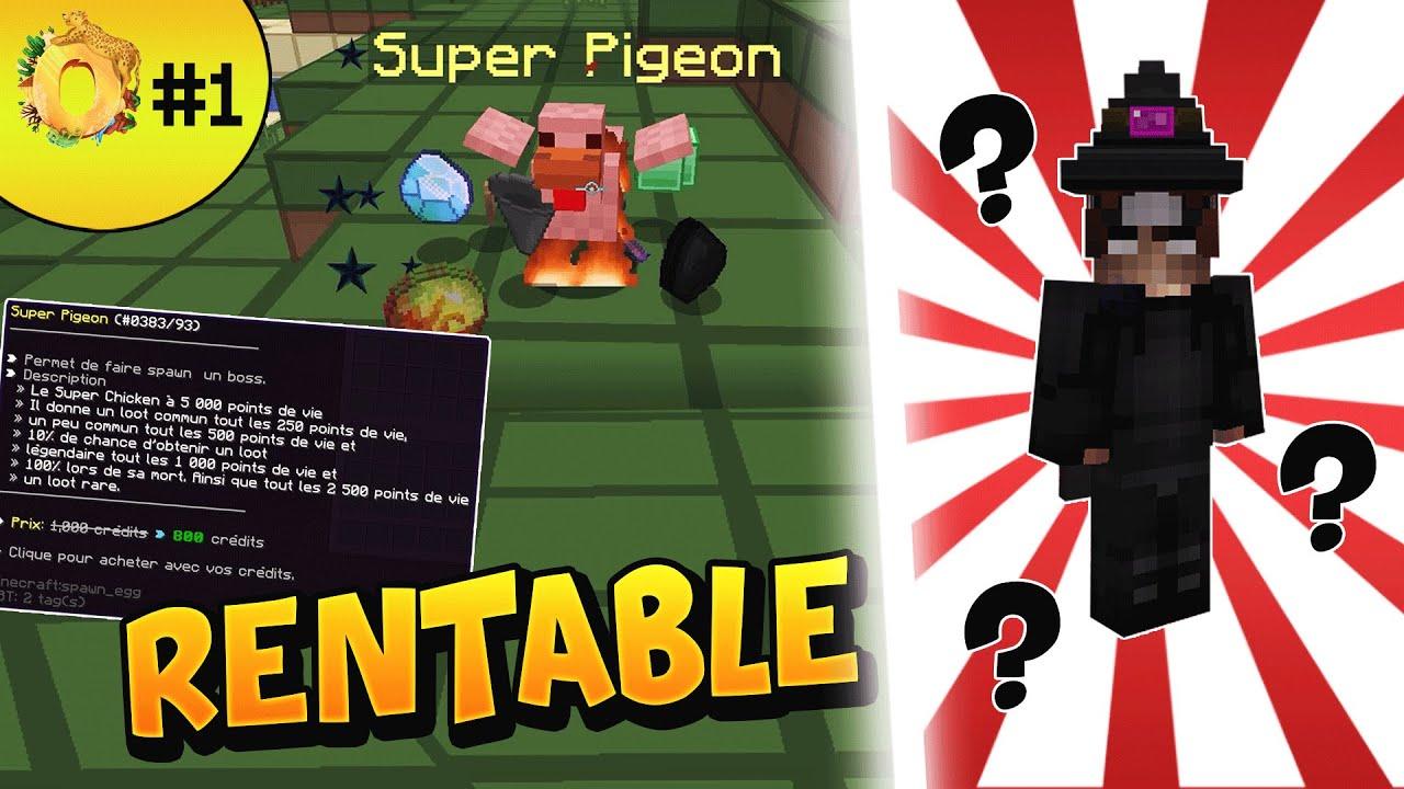 LES SUPERS PIGEONS SONT-ILS RENTABLES ? [ONORIA #1]