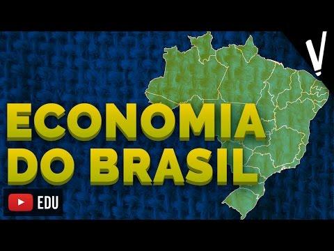 A Breve História da Economia Brasileira  I  BIC Talentos que Educam 2016
