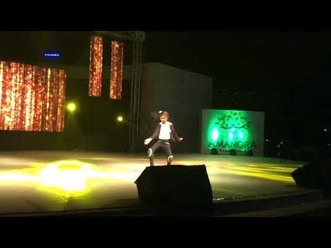 Khushi Soni's Dance at Amanora Dance Fest 2018 (Winner)