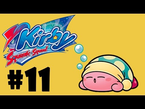 Kirby Squeak Squad - Episode 11: Ok Pussy Face