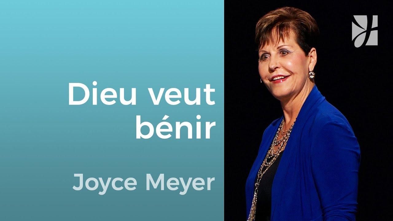 Pourquoi laisser Dieu investir dans notre vie ? - Joyce Meyer - Grandir avec Dieu